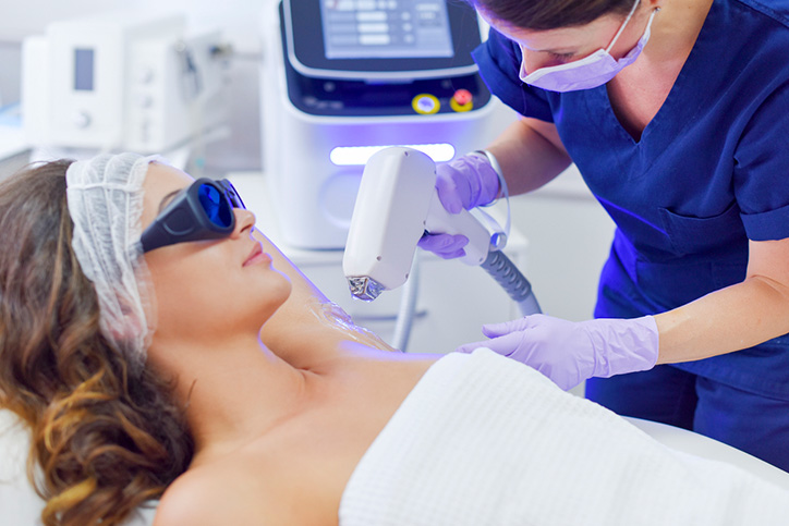 Laser Hair Removal VIP Program