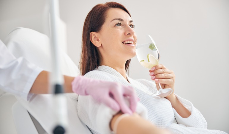 Being & Staying Well During National Wellness Month With IV Therapy