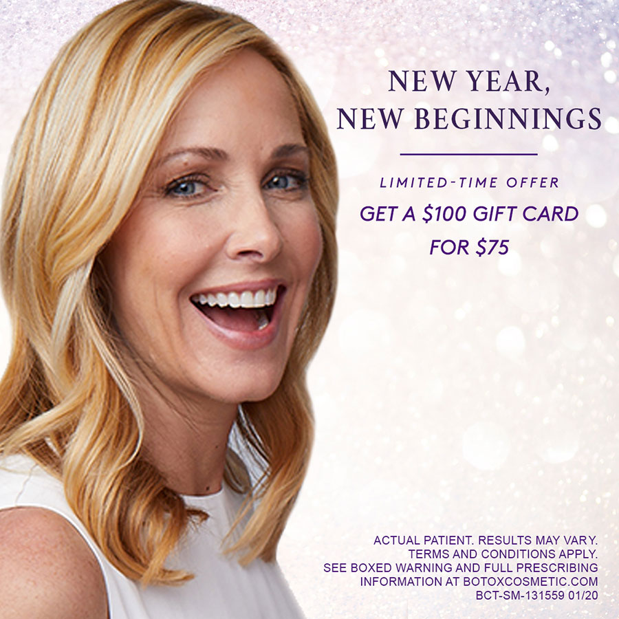 January 2020 Gift Card Promotion
